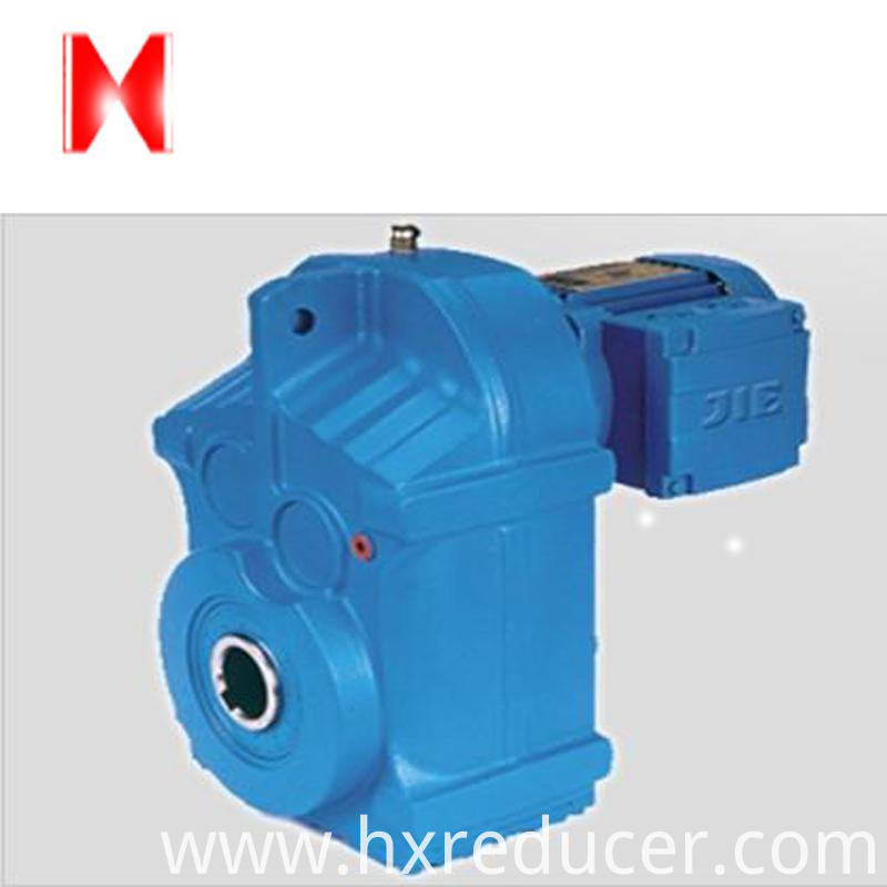 Hardened Gear Reducers