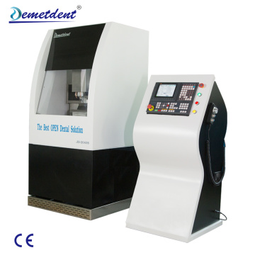 Dental milling machine for crown