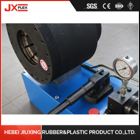 JXFLEX New Model Rubber Hose Crimper Machine