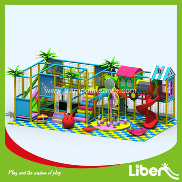 Kids indoor amusement playground
