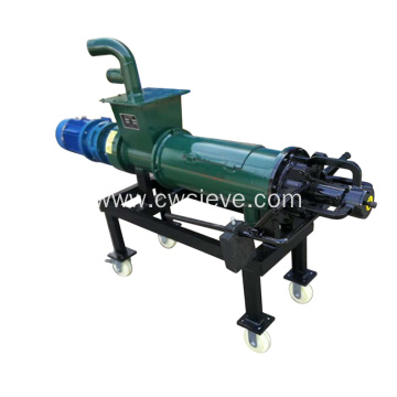 High quality soild- liquid separator for agriculture