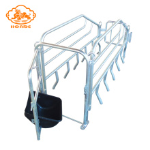 Cheap swine farrowing crates from factory