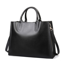 Factory directly sale for Leather Tote Bags Vintage Leather Tote Top Handle Handbags for Ladies export to Bulgaria Wholesale