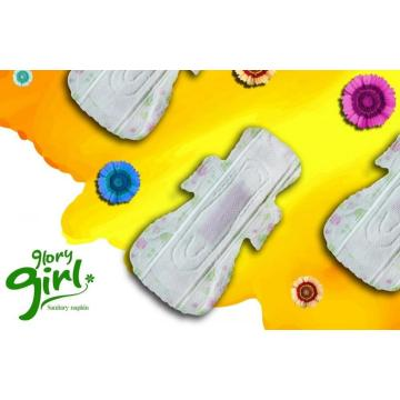 Super Absorbent herbal sanitary napkins