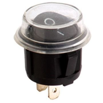 Round Rocker Switch Waterproof