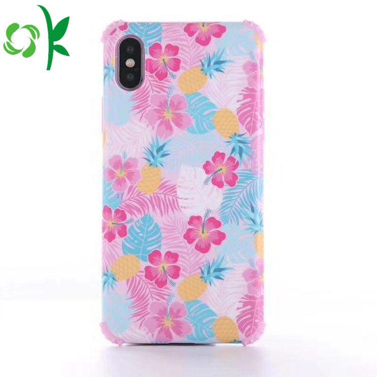 Flower Pc Cell Phone Case