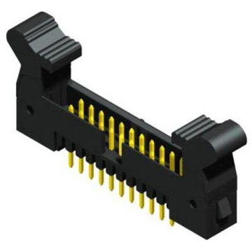 Big discounting for Pcb Header,Latch Header Connector,Ejector Header Manufacturers and Suppliers in China 2.00mm Pitch Ejector Header 180° Connector supply to Kazakhstan Exporter