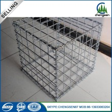 Best Quality for Welded Gabion Box 200x100x50 Retaining Wall Welded Gabion Box export to El Salvador Manufacturer