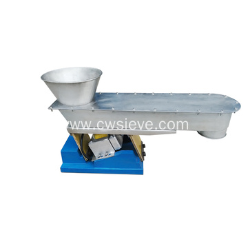 gzv stainless steel electromagnetic vibratory pan feeder
