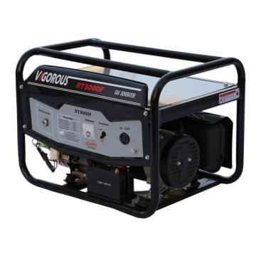 3000 Peak Watts Green Power Gas Generator