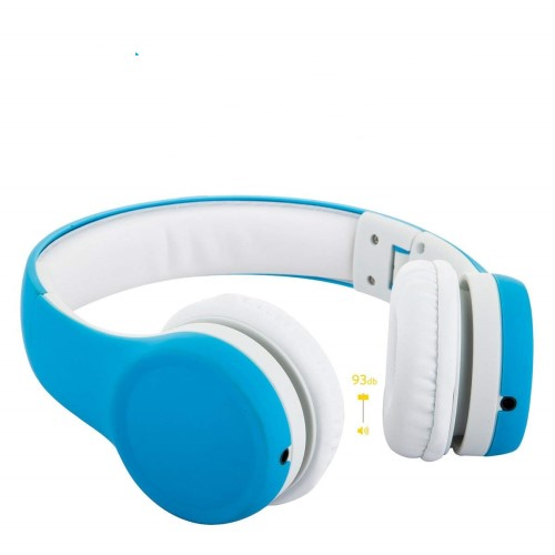 Wired Children Headphones With Microphone