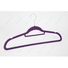 Home Collections Custom Black Velvet Hangers for Clothes
