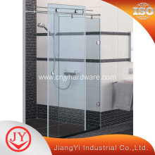 High Grade Two Panel Sliding Glass Shower Door Hardware
