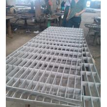high strength cross grid galvanized steel grating