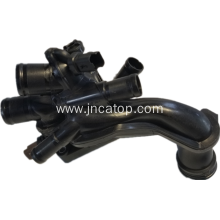 Good Quality for Offer Peugeot Cooling System,Citroen Cooling System,Peugeot And Citroen Cooling System From China Manufacturer Electric Thermostat housing For Peugeot Citroen 9810916980 supply to Afghanistan Manufacturer