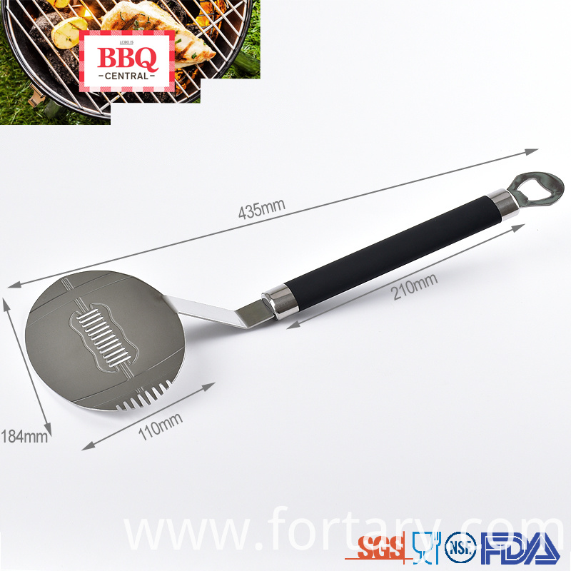 Football Bbq Barbecue Spatula Turners