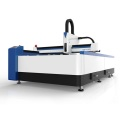 Precision 1000w CNC Metal Fiber Laser Cutting Machine