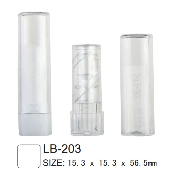 slim lip balm tube