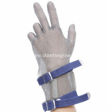 OEM for Cut Proof Butcher Glove Butchers Protective Chainmail Gloves export to Papua New Guinea Manufacturer