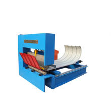 Big Discount for Manual Decoiler Hydraulic Metal Roofing Panel Bending Machine export to Aruba Manufacturers