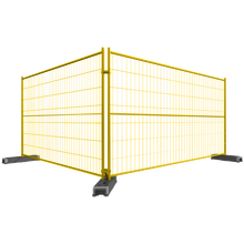 canada standard portable fence/temporary fence panel