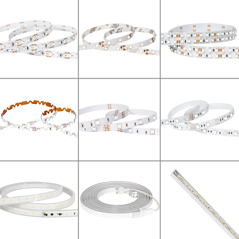Flex LED Strips Type and CE RoHS Certification 3014 strip
