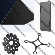 2mm carbon glass sheet cut to size Diy