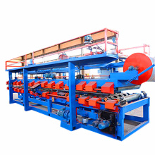 Automatic EPS sandwich wall panel roll forming machine