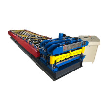 Hydraulic Roof Profile Glazed Tile Roll Forming Machine