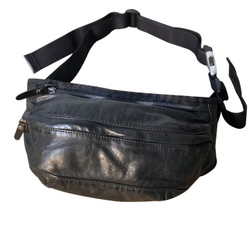 PU Leather Travel Sport Waist Fanny Pack Bags