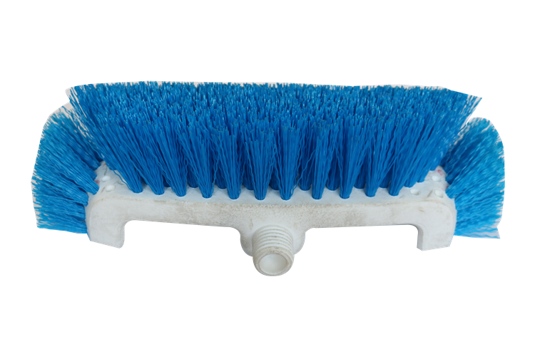 High classic car brush drilling and tufting machine