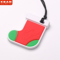 Amazon Hot Selling Bpa Free Silicone Pendant