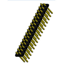 4.2 Pin Header Dual Row Straight Type Connector