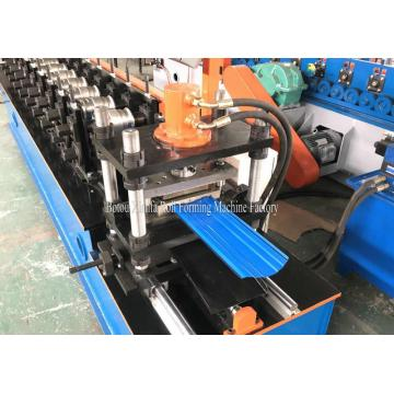 Hydraulic Color Steel Fence Roll Forming Machine