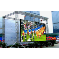 500*500Outdoor Rental  P4.81 Led Display Screen