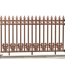 Reliable for Aluminum Fence Flower Spear Aluminum Fence export to South Korea Supplier