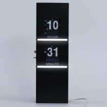 Best Quality for Light Decoration Flip Clock with Decorative Light for Home Decoration supply to Rwanda Supplier