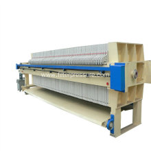 Sludge Dewatering Membrane Plate Pharmacy Filter Press
