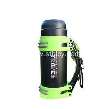 Thermal Insulation Large Double Wall Sports Bottle