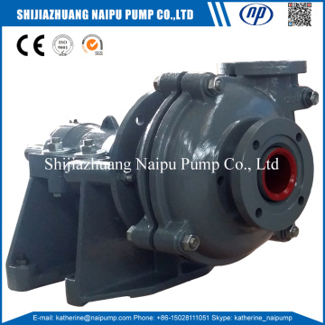 50ZJ Slurry Pump with SS316 Mechanicial Seal