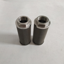 Customized for Fluidtech Hydraulic Oil Filter Hydraulic Suction Oil Wire Mesh Filter Element WU-225X80G-J export to Ukraine Factories