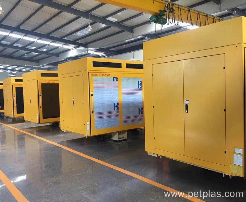 PET preform injection System PET preform injection machine