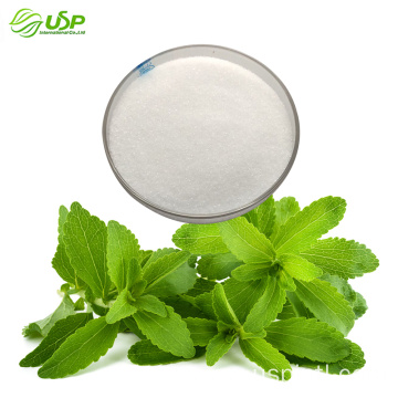 Supply Natural Stevia 90%/Stevia sweetener/Bulk Stevia blends  For Food Additives