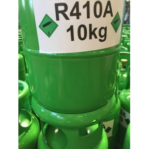 China Manufacturers for Freon Gas 12 Liters CE Refrigerant Gas R410A Cylinder export to Guinea Suppliers
