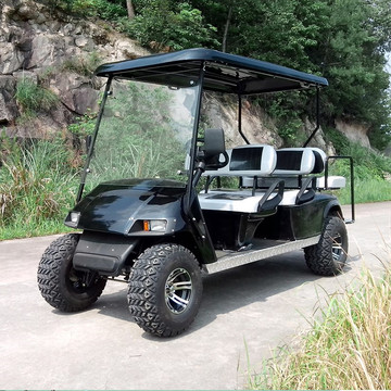 6 seater ez go gas powered golf carts for sale