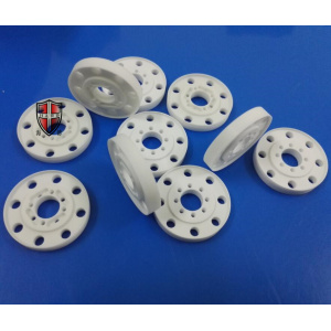 China Top 10 for Machinable Ceramic Filter laser cutting drilling ceramic substrate plate supply to United States Manufacturer