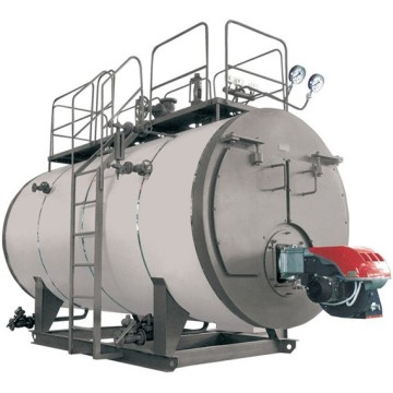 WNS Oil Fired Steam Boiler