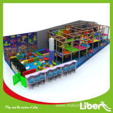 10 Years manufacturer for Ocean Themed Indoor Playground Equipment, Kids Indoor Play Set Wholesale Indoor play areas for kids export to Sao Tome and Principe Manufacturer