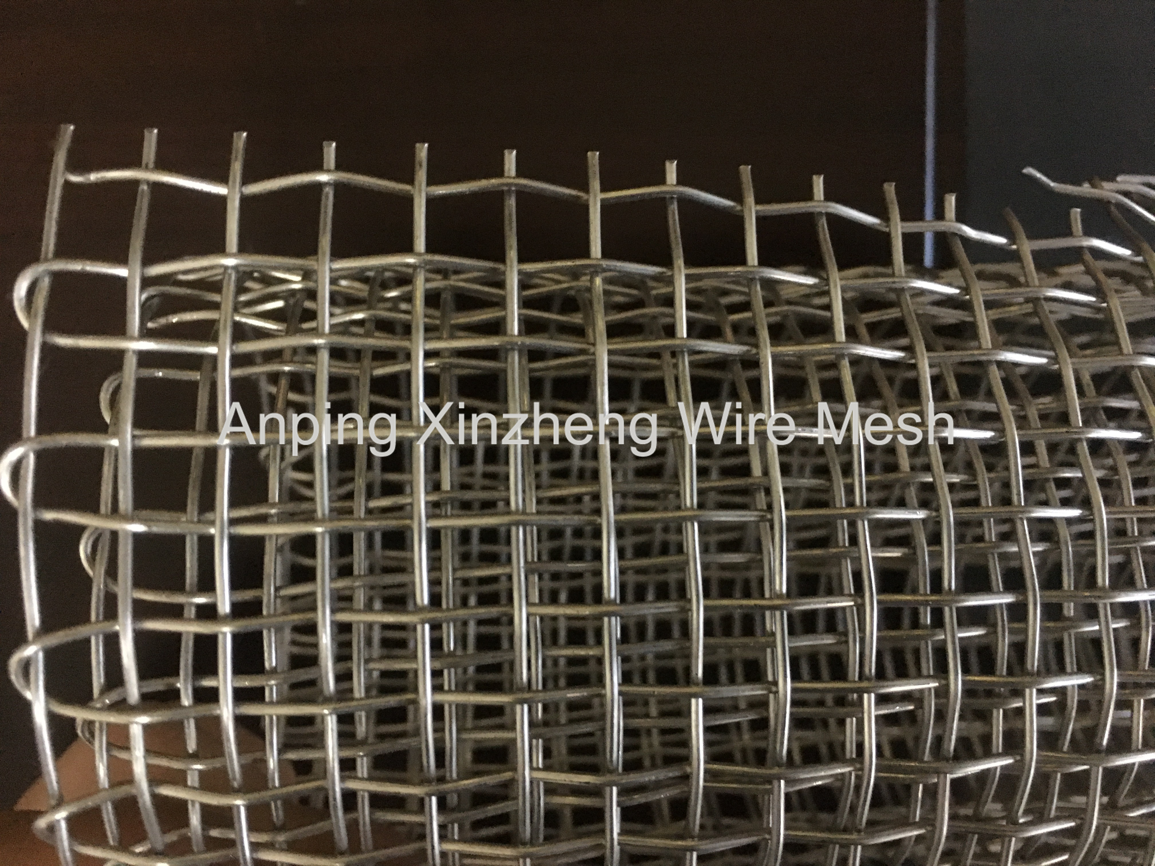Crimped Wire Net