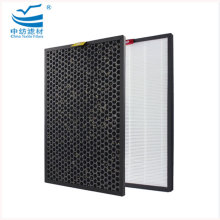 Room Air Filter PP Honeycomb